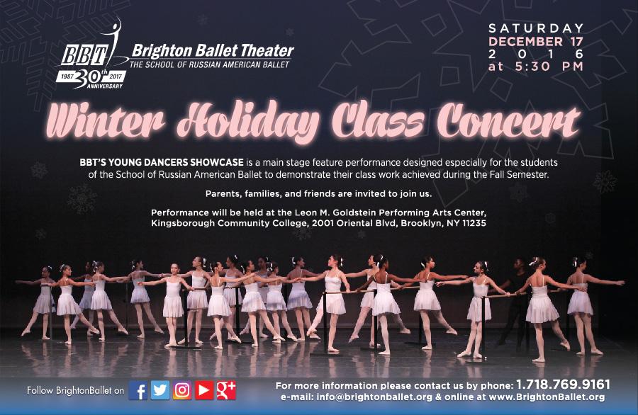 Brighton Ballet Staten Island